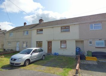 Thumbnail 3 bed property to rent in Brongwendraeth, Carway, Kidwelly