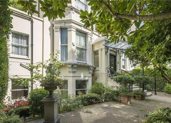 Thumbnail 4 bedroom flat for sale in Garden Flat, Hamilton Terrace, St John's Wood, London