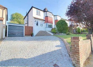 Thumbnail 3 bed semi-detached house to rent in Hartley Down, Purley