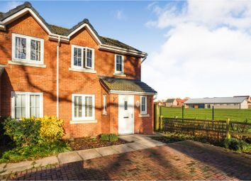 Thumbnail 2 bed semi-detached house for sale in Quintus Place, Lincoln