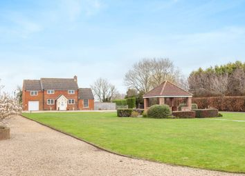 Thumbnail 3 bed detached house for sale in St. Georges, Wicklewood, Wymondham