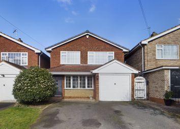 Godfrey Close, Radford Semele, Leamington Spa CV31. 3 bed detached house for sale
