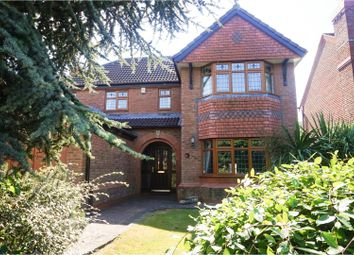 Thumbnail 4 bed detached house for sale in Abington Drive, Banks