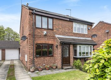 Thumbnail 2 bed semi-detached house for sale in Plane Tree Avenue, Alwoodley, Leeds