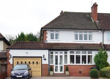 Thumbnail 3 bed semi-detached house for sale in Farley Road, South Croydon, Surrey