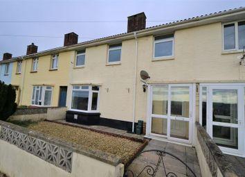 Thumbnail 3 bed terraced house to rent in 3 Bedroom House, Bingham Crescent, Barnstaple