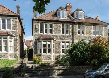4 bed semi-detached house for sale in Morley Square, Bishopston, Bristol BS7