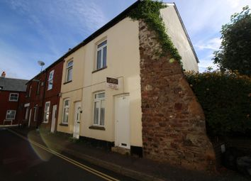 Thumbnail 3 bed end terrace house to rent in Barrington Street, Tiverton