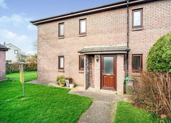 Thumbnail 3 bed flat to rent in Lonsdale Close, Crosby Villa, Maryport
