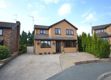 Thumbnail 4 bed detached house for sale in Bryn Rhosyn, Abergele