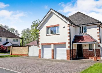 Thumbnail 4 bed detached house for sale in Merrin Hill, Sanderstead, South Croydon