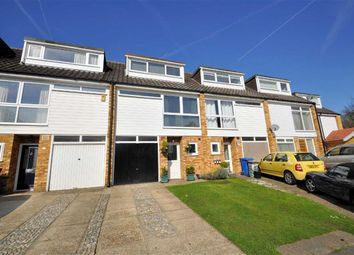 Thumbnail 3 bed town house for sale in Oast House Close, Wraysbury, Berkshire