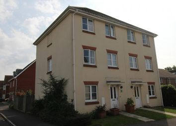 Thumbnail 4 bedroom town house for sale in Woodland Walk, Aldershot