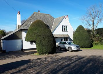 4 bed detached house for sale in Tavistock Road, Roborough, Plymouth PL6