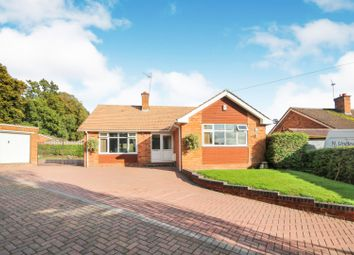 Thumbnail 3 bed detached bungalow for sale in Trevor Close, Coventry