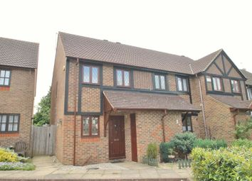 Thumbnail 2 bed terraced house to rent in Robina Close, Northwood, Middlesex