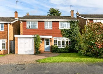 Thumbnail 4 bed detached house for sale in Hillcroft Road, Penn, Buckinghamshire