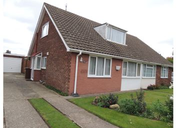 Thumbnail 3 bed semi-detached house to rent in Burleigh Close, Rochester