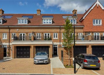 Twining Close, Tunbridge Wells, Kent TN4. 4 bed terraced house