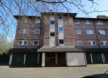 Thumbnail 1 bed flat for sale in Brandling Court, Jesmond