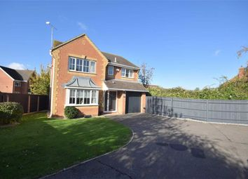 Thumbnail 4 bed detached house for sale in Hayward Close, Abbeymead, Gloucester