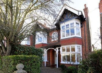 Thumbnail 5 bed detached house for sale in Babington Road, London
