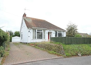 Thumbnail 4 bed detached bungalow for sale in Vantorts Road, Sawbridgeworth, Hertfordshire