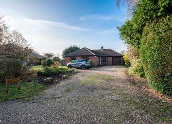 Thumbnail 3 bed bungalow for sale in Halton Fenside, Halton Holegate, Spilsby