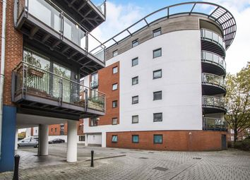 Thumbnail 1 bed flat for sale in Endeavour Court, Ocean Village Marina, Southampton