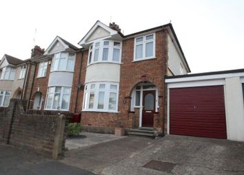 Thumbnail 3 bedroom semi-detached house to rent in Pretyman Road, Ipswich