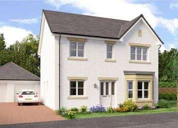 "Thumbnail 4 bed detached house for sale in ""Douglas"" at Auchinleck Road, Robroyston, Glasgow"