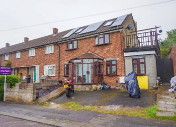 Thumbnail 6 bed end terrace house for sale in Godric Crescent, Croydon