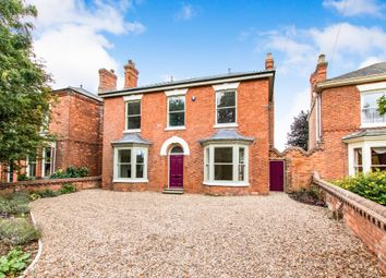 Thumbnail 4 bed detached house to rent in Spilsby Road, Boston