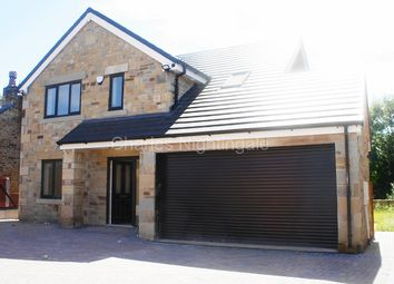 Thumbnail 4 bed detached house for sale in Oakenbottom Road, Bolton, Greater Manchester.