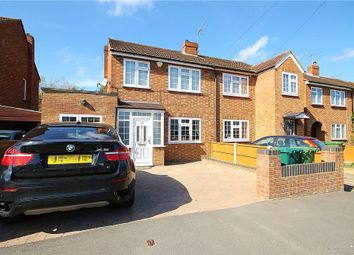 Thumbnail 4 bed semi-detached house to rent in Laytons Lane, Lower Sunbury, Middlesex