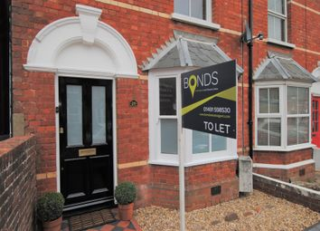 Thumbnail 2 bedroom end terrace house to rent in Clarence Road, Henley-On-Thames
