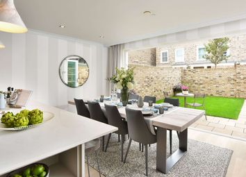 Thumbnail 5 bed town house for sale in Palladian Gardens, Burlington Lane, Chiswick, London