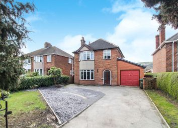Thumbnail 3 bed detached house for sale in Ruthin Road, Coedpoeth