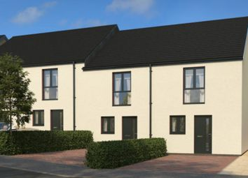Thumbnail 2 bedroom end terrace house for sale in Harford Way, Off Birch Road, Landkey, Devon