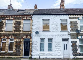 Thumbnail 3 bed terraced house for sale in Railway Street, Cardiff, South Glamorgan