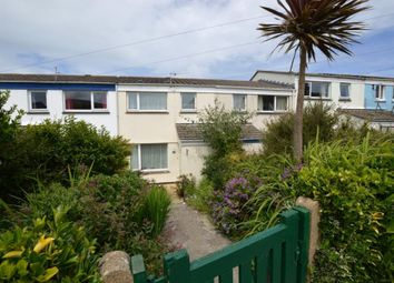 Thumbnail 3 bed terraced house for sale in Porthia Road, St Ives, Cornwall