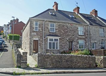 Thumbnail 3 bed end terrace house for sale in High Street, Swanage
