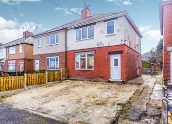 Thumbnail 3 bed semi-detached house for sale in Strafford Avenue, Elsecar, Barnsley