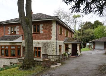 Thumbnail 5 bedroom detached house for sale in Chatham Road, Aylesford