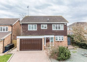 Thumbnail 3 bed detached house for sale in Longfield, Loughton