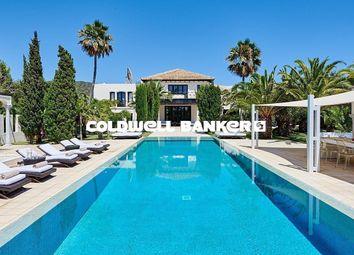 Thumbnail 4 bed villa for sale in Cala Jondal, Ibiza, Spain