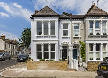 Thumbnail 5 bed end terrace house to rent in Voltaire Road, London