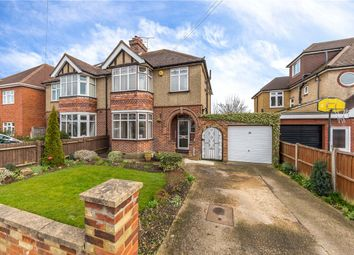 Thumbnail 3 bed semi-detached house for sale in Lynton Avenue, St. Albans, Hertfordshire