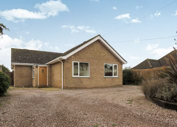 Thumbnail 3 bed detached bungalow for sale in Cornwall Terrace, Tattershall Road, Woodhall Spa