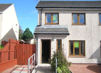 Thumbnail 3 bed semi-detached house for sale in Kames Street, Millport, Isle Of Cumbrae